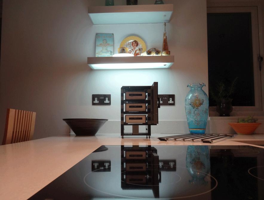 How I built a Lego Rack for the Intel NUCs - DEV TTY